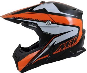MT Synchrony crash helmet