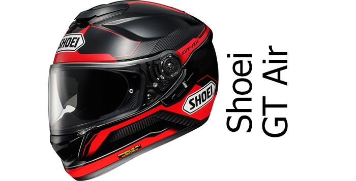 Shoei GT Air Journey helmet
