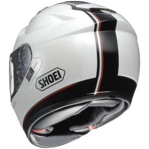rear shoei gt-air helmet