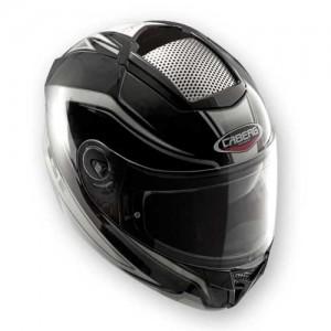 caberg ego elite crash helmet photo