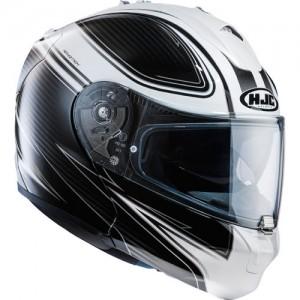 HJC RPHA Max RC10 motorcycle crash helmet