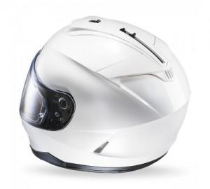 HJC IS 17 helmet Metal pearl white ryan