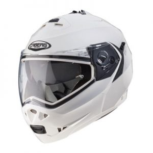 caberg-duke-2-modular-motorcycle-helmet-in-metal-white-side-view