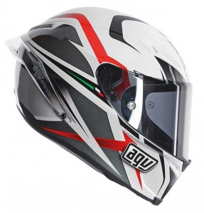 AGV Corsa crash helmet velocity side view