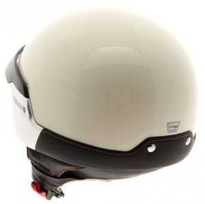 Scorpion-Exo-100-padova-open-face-crash-helmet-cream-rear-view