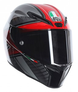 AGV-GT-Veloce-GTX-black-grey-red-crash-helmet