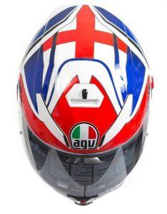 AGV-K5-Roadracer-motorbike-crash-helmet-top-down-view