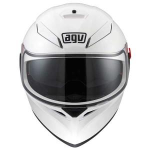 AGV-K3-SV-motorcycle-crash-helmet-gloss-white