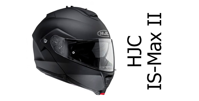HJC IS-MAX 2 Black L Black