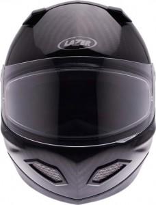 Lazer-Kite-Carbon-crash-helmet-front-view