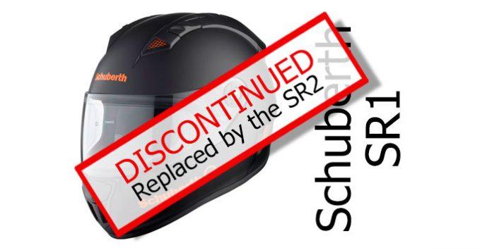 fa22f4ef Schuberth SR1 crash helmet review - Billys Crash Helmets