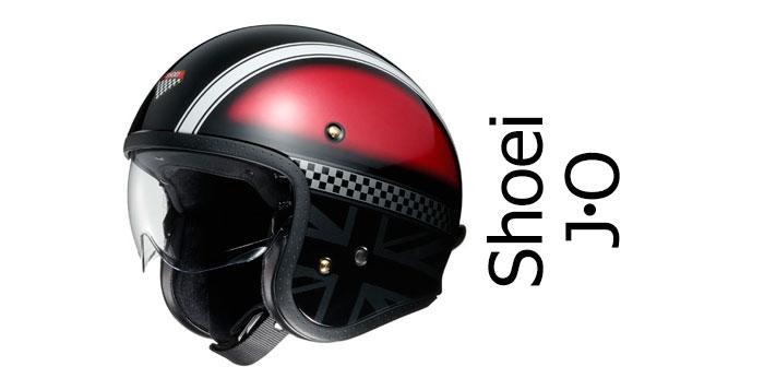 Shoei-JO crash helmet