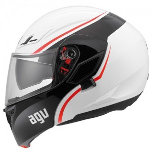 AGV-compact-course-white-red