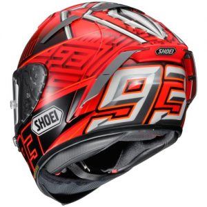 Shoei-X-Spirit-III-X-fourteen-motorcycle-crash-helmet-marquez-Red-Black