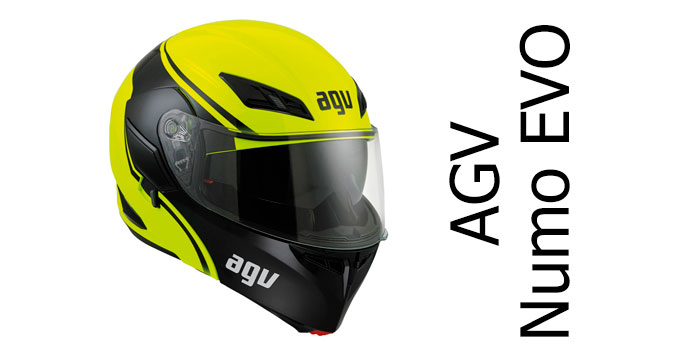 AGV Numo Evo crash helmet
