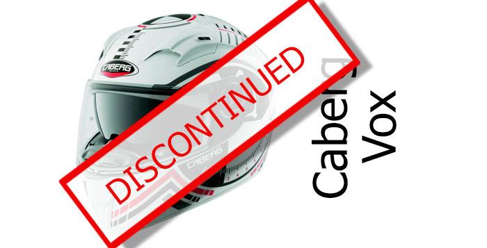 caberg-vox-discontinued