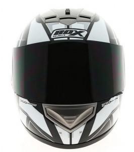 Box-BX-1-crash-helmet-scope-black-front-view