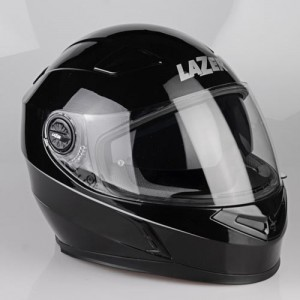 Lazer-Bayamo-crash-helmet-gloss-black-metal