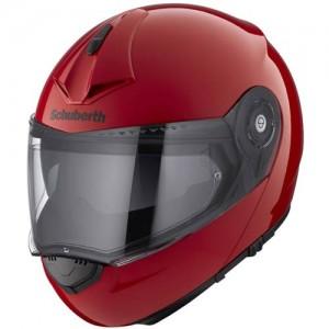 Schuberth-C3-Pro-crash-helmet-racing-red