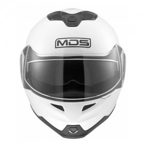 mds-md200-crash-helmet-gloss-white-front-view