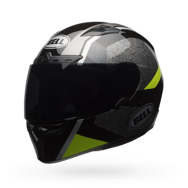 cf40acf2 Review of the Bell Qualifier DLX motorcycle helmet (and DLX with ...