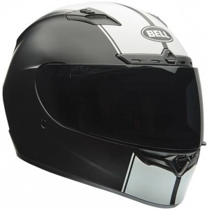Bell-Qualifier-DLX-Rally-matt-black-white