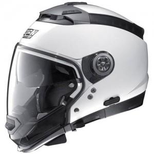 Nolan-N44-crash-helmet-classic-metal-white