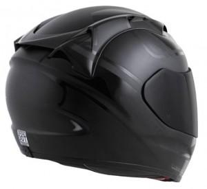 Scorpion Exo T1200 crash helmet freeway rear