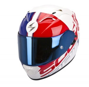 Scorpion Exo T1200 crash helmet quarterback