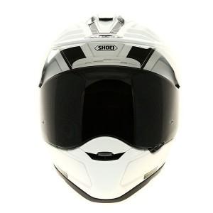 Shoei Hornet X2 crash helmet - seeker TC6 front view