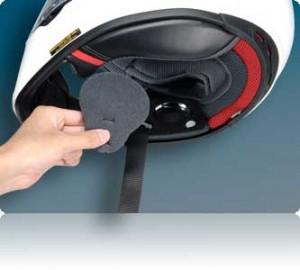 Shoei Hornet-X2 ADV ear pads