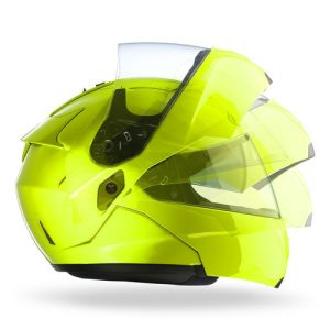 HJC-Sy-Max-III-modular-crash-helmet-fluro-side-view
