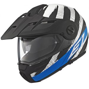 schuberth-e1-flip-up-helmet-hunter-blue-black-side-view