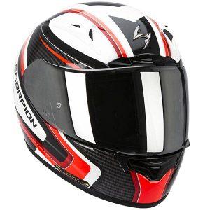 Scorpion-EXO-2000-Evo-Air-carb-crash-helmet-front-view