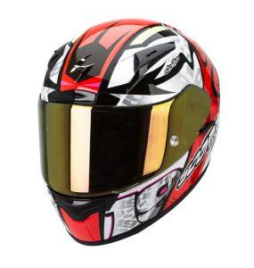 Scorpion-EXO-2000-Evo-Air-crash-helmet-bautista_neon_red