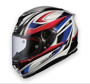 kabuto-RT-33-crash-helmet-rapid-red-white-blue