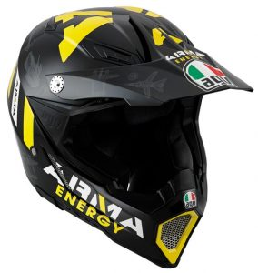 AGV-AX-8-Evo-Arma-crash-helmet-side-view