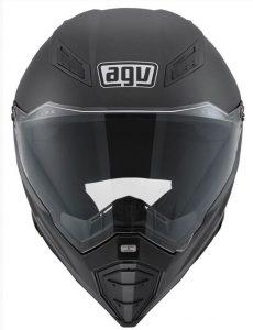 AGV-AX-8-naked-mono-matt-black-motorcycle-helmet