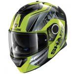 Shark Spartan Kraken motorcycle helmet side view