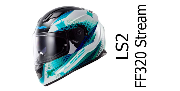 Review Of The Ls2 Ff320 Stream Touring Motorcycle Crash