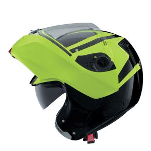 caberg-modus-motorcycle-helmet-duale-hi-vision-side-view-chin-up