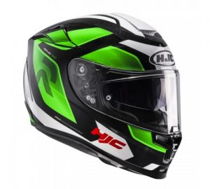 hjc-rpha-70-motorcycle-crash-helmet-grandal-green-side-view