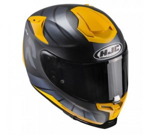 hjc-rpha-70-motorcycle-crash-helmet-octar-black-yellow-top-view