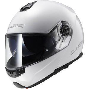 LS2-FF325-Strobe-Motorcycle-Helmet-White-side-view