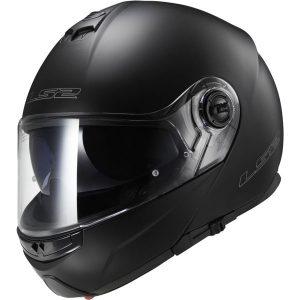 LS2-FF325-Strobe-Motorcycle-Helmet-matt-black-side-view