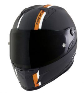 nexx-x-xr2-anima-black-orange-front-view