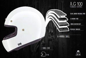 Nexx-XG-100-helmet-composite-fiber-diagram