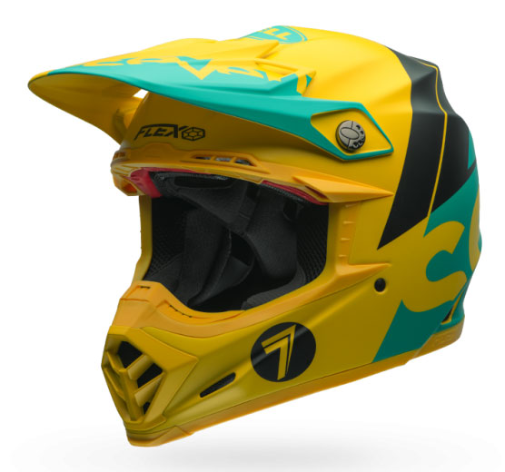 41d725c1 Bell Moto-9 flex and carbon motorcycle helmet review - Billys Crash ...