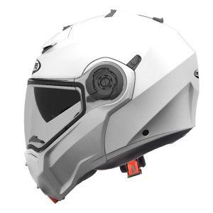 caberg-droid-metal-white-modular-crash-helmet-side-view