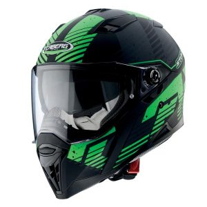 caberg-stunt-motorbike-helmet-blizzard-black-green-fluo